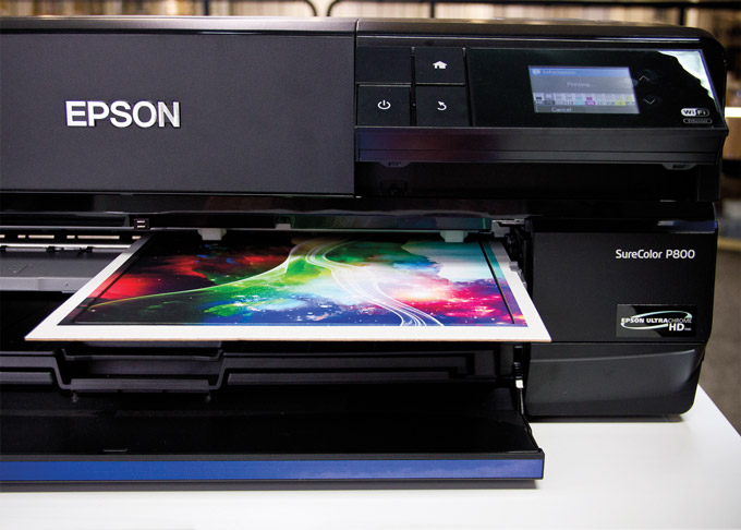 15 Inkjet Printers and Papers for Wedding and Portrait